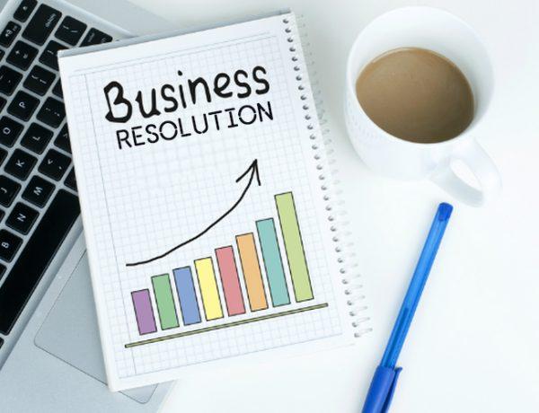 Strategi Menyusun Resolusi Bisnis