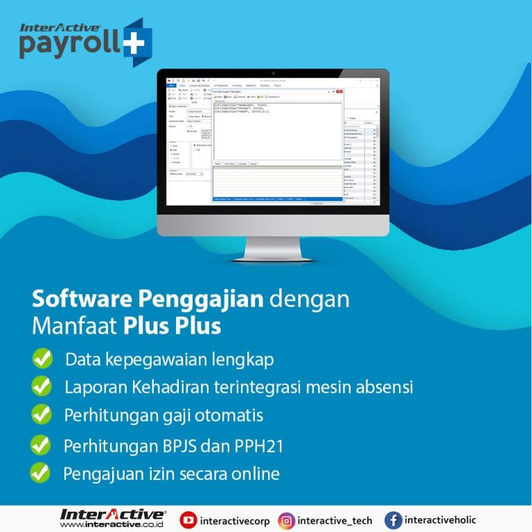 keuntungan software payroll